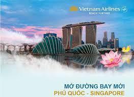 Vietnam Airlines – bán  vé ưu đãi đặc biệt dịp khai trương hai đường bay quốc tế mới
