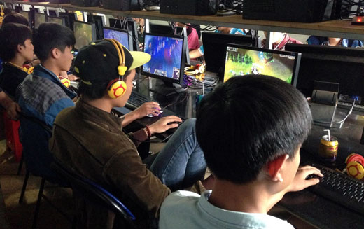 Người Việt ngày càng lười vận động