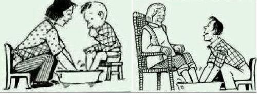 Chúng ta đã thờ ơ với ba mẹ quá nhiều rồi…