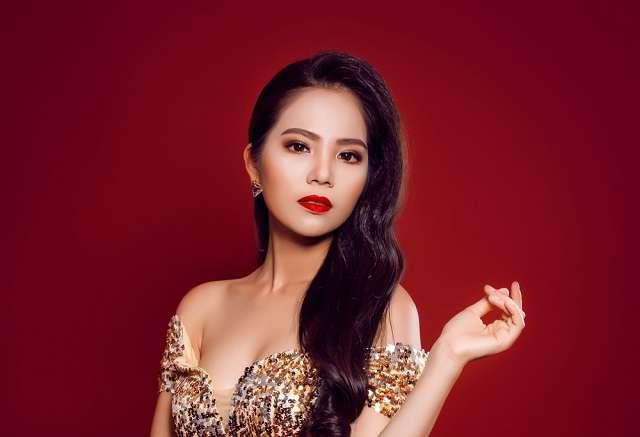 Vì sao Hoa hậu Áo dài Biển Việt Nam Dương Kim Ánh không tham dự Hoa hậu Việt Nam 2016?