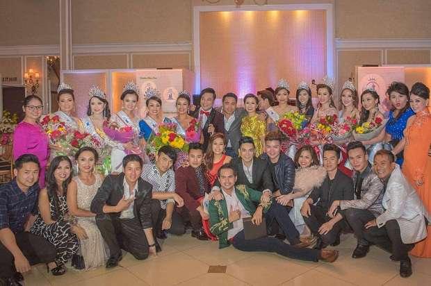 Cuộc thi Ms Vietnam Beauty International Pageant với đêm đăng quang đầy cảm xúc