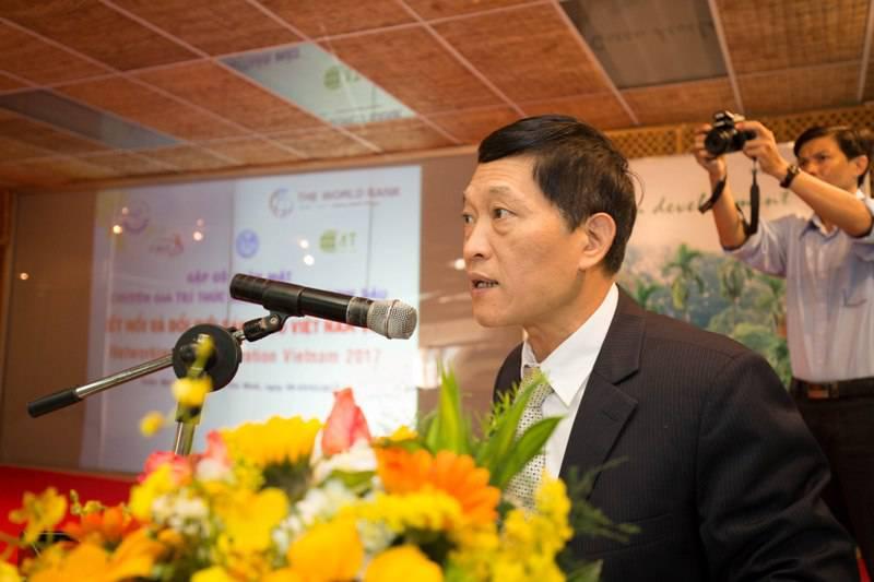 ẢNH 4 Thứ trưởng Bộ KH&CN Trần Văn Tùng