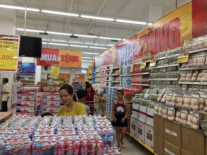 2 Mua và Tặng là chương trình được Big C lần đầu tiên áp dụng với gam hàng rộng, thêm nhiều ưu đãi cho người tiêu dùng
