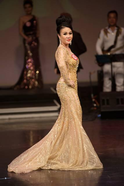 Hoa hậu Phu Nhân Việt Nam Thế giới – Selena Trịnh