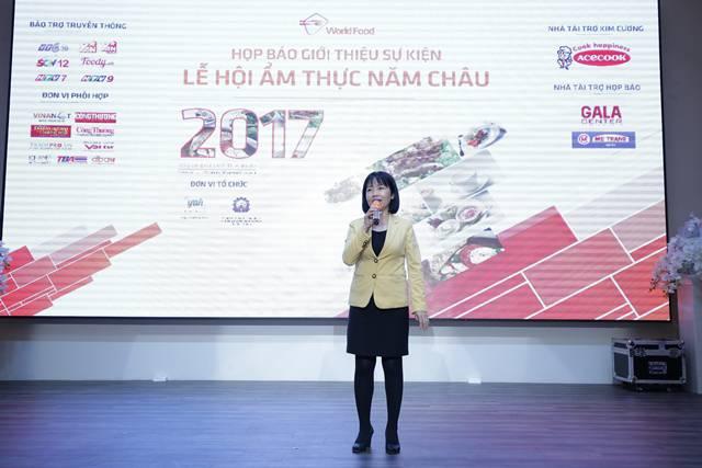 ACECOOK VIỆT NAM - Bà Trần Thị Mỹ Vân - GIÁM ĐỐC KHỐI HÀNH CHÍNH NHÂN SỰ