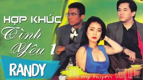 Randy - Mỹ Huyền - Chung Tử Lưu sẽ tái ngộ trong Hợp khúc Tình yêu