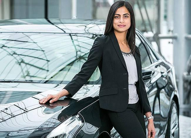 Dhivya Suryadevara bén duyên với ngành công nghiệp ô tô từ năm 2005 và